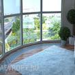 Панорамное остекление двухкомнатной квартиры
