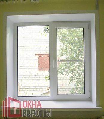 Окна ПВХ в Москве