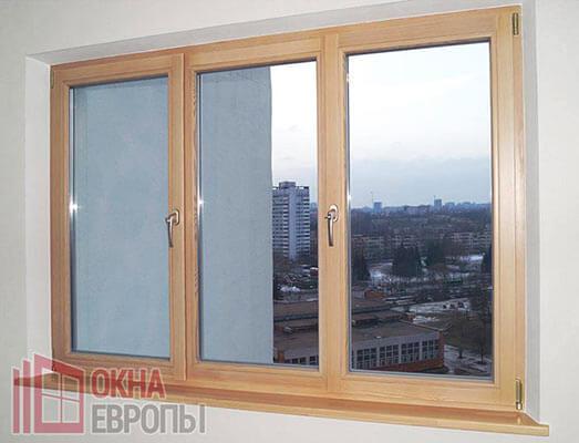 Деревянные окна в Москве