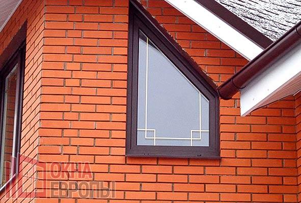 Ламинированные окна от компании производителя
