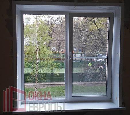 Пластиковые окна от компании «Окна Европы»
