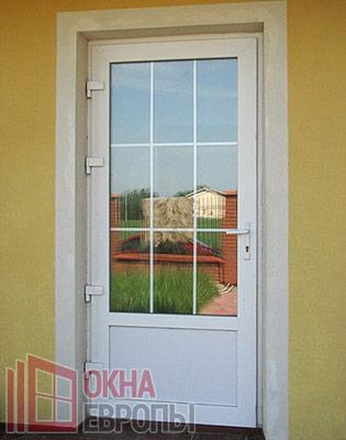 Фото металлопластиковых дверей