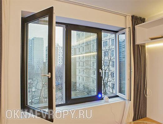 Окна ПВХ для квартиры