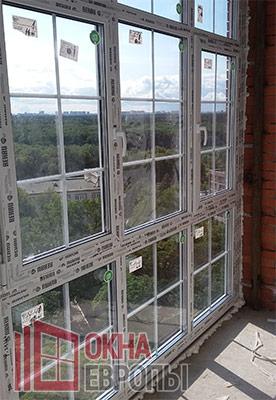 Энергосберегающие окна Rehau