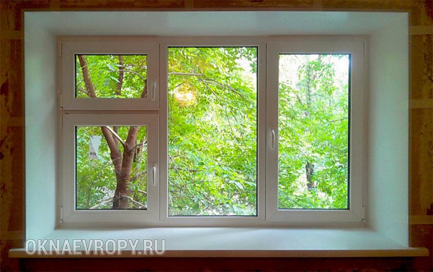 Окна с максимальной звукоизоляцией