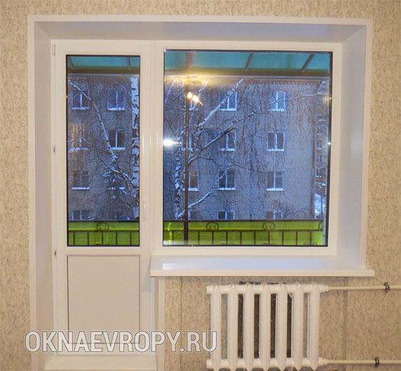 Шумоизолированные окна