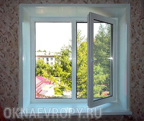 Мультифункциональные окна Рехау