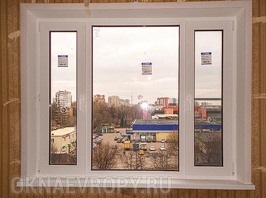 Мультифункциональные окна в квартире