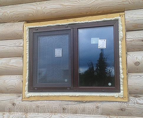 Антивандальные окна на первом этаже