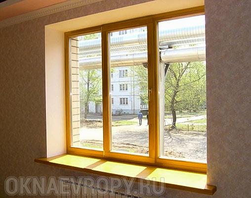 Антивандальные пластиковые окна