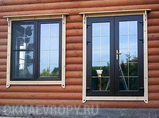 Бронированные двери и окна