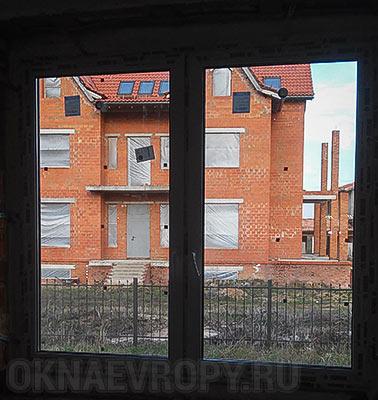Противоударные окна для дома