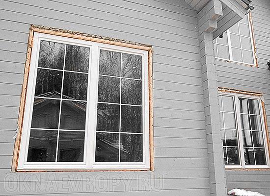 Противоударные окна триплекс
