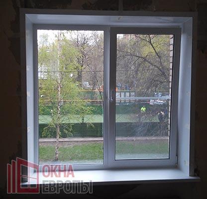 Окна Рехау в квартире