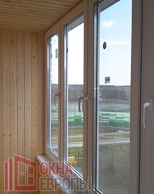 Российские окна ПВХ