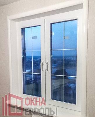 Пластиковые окна Рехау в квартире