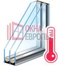 Двухкамерный энергосберегающий стеклопакет