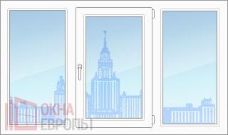 Купить низкоэмиссионные окна в Москве