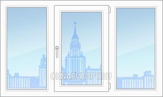 Цены на окна с мультифункциональным стеклопакетом