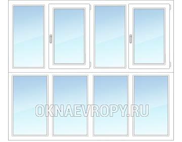 Цены на панорамные окна для квартиры