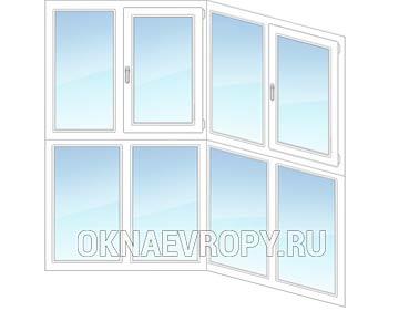 Стоимость панорамных окон для квартиры