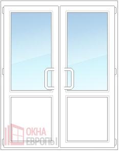Металлопластиковые двери в Москве