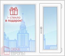 Немецкие пластиковые окна в Москве